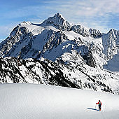 XL winter skiing adventure