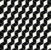 Pattern cube background 01