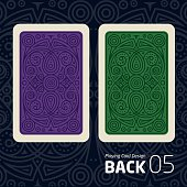 PlayingCardBackDesign06