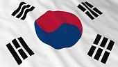South Korean Flag HD Background - Flag of South Korea