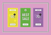 Best Sale Web Banners Set