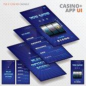 Vector Casino App