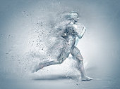 running,abstract