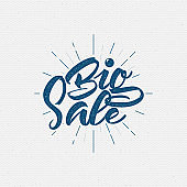 Sale winter insignia  and labels for any use