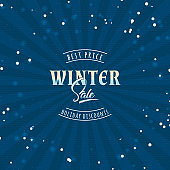 Big Sale winter insignia  and labels for any use
