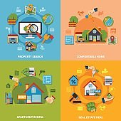 Real Estate Design Concept