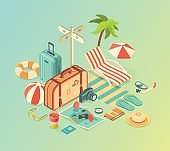 travel assets pack