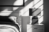 Sunlit Modern Bedroom