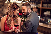Couple celebrate St. Valentine