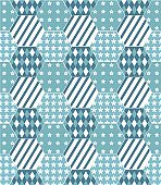 pattern of patchwork quilt background