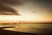 Scenic popular, Sunset, Frankston, Victoria , Melbourne, Australia.