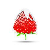 Strawberrie yogurt