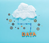 Big data cloud computing theme