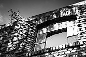Abstract ruin of an old Factory – Lost Places, Germany