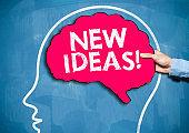 New IDEAS! / Blue board concept (Click for more)
