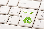 Recycle button on the keyboard