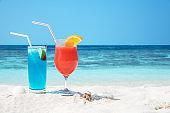 Summer beach holidays