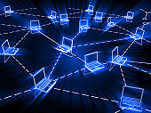 Computer network security technology
