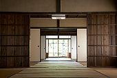 Japan House room