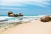 Sri Lankan shores