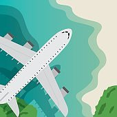 enjoy vacations travel isolated icon