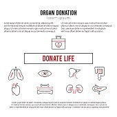 Organ Donation template