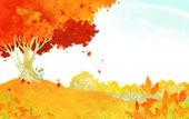 four seasons illust