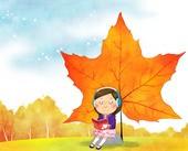 autumn illust
