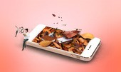 smart phone in lifestyle