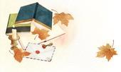 Autumn object illust