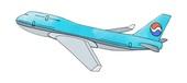 교통수단 비행기