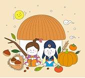 Korean Thanksgiving Day