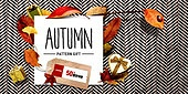 Autumn X Pattern