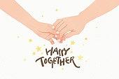 Happy Together Illust