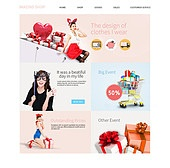 web template set