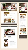 Coffee web template