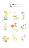 꽃 아이콘 02