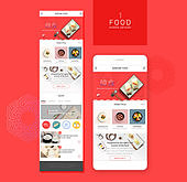 Food Web/Mobile Template