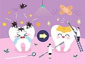 Tooth Health Illust
