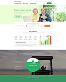 insurance Web/Mobile Template