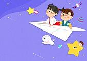 Children's Day Illust