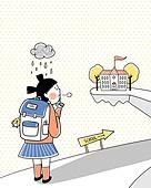 schoolchild stress