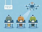 Drone Illust
