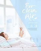 For clean air