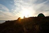 야영 텐트