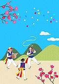 Festival and cultural art, enjoy lifestyle