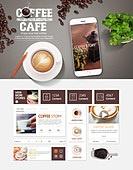 Coffee Mobile Mockup
