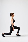한국인, 스트레칭 (신체활동), 워밍업 (운동), 웨이트트레이닝 (근육강화운동)