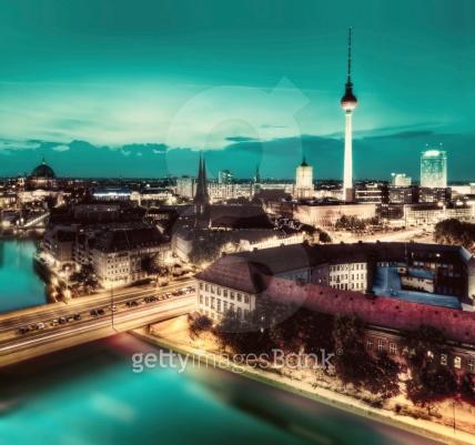 세계시리즈 20 - 베를린