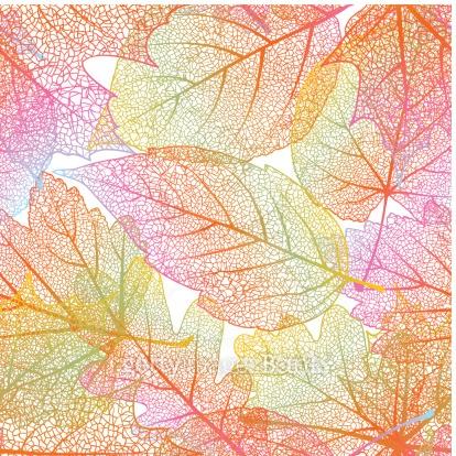 백그라운드 - 가을,단풍잎